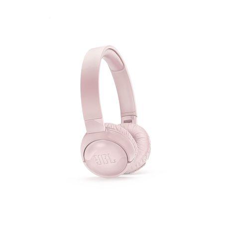 JBL Casque audio Bluetooth - Rose - Tune 600BTNC