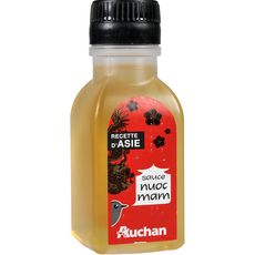 AUCHAN Sauce nuoc-mâm 100ml