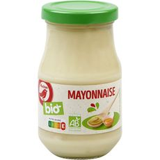Auchan Bio Mayonnaise en bocal 250ml