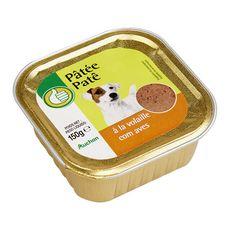 POUCE Pouce terrine volaille pour chien barquette 150g