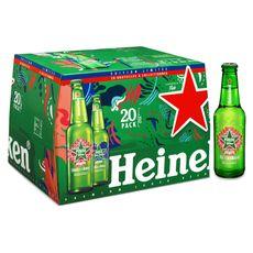 HEINEKEN Heineken bière blonde 5° -20x25cl