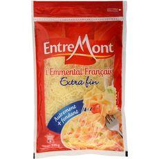ENTREMONT Entremont emmental râpé 220g