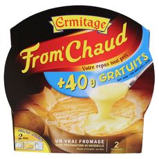 Ermitage from' chaud 200g+40g gt