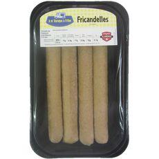 CHARCUTERIE DES FLANDRES Fricandelles 4 pièces 320g