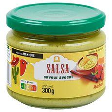 Auchan Invitation Voyage sauce guacamole 300g
