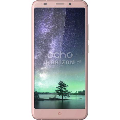ECHO Smartphone Horizon Lite Plus - 32 Go - 5.7 pouces - Rose - Double SIM