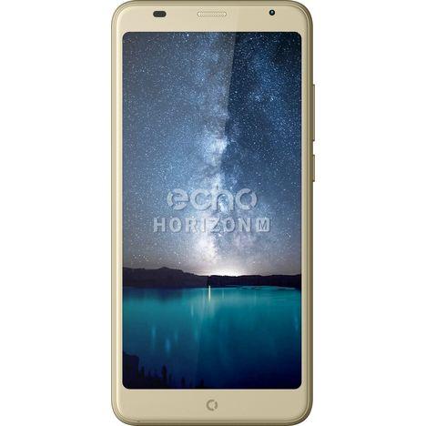 ECHO Smartphone Horizon M - 16 Go - 5.5 pouces - Titane - Double SIM