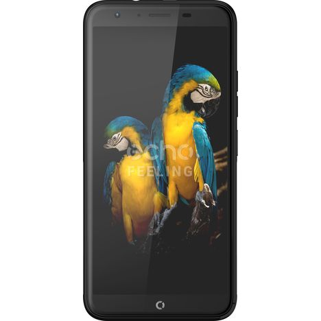 ECHO Smartphone - Feeling - 16 Go - 5.5 pouces - Alcantara - Double SIM - 4G