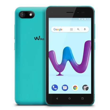 WIKO Smartphone Sunny 3 - 8 Go - 5 pouces - Turquoise - Double SIM