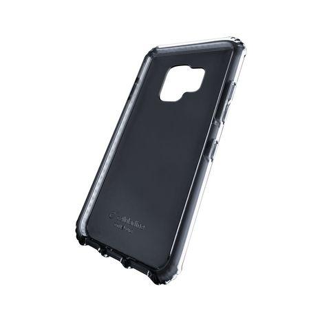 CELLULARLINE Coque Tetra Force pour Galaxy S9 - Transparent