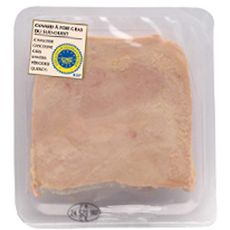 AUCHAN LE TRAITEUR Foie gras entier de canard du Sud-Ouest 1 pièce 40g