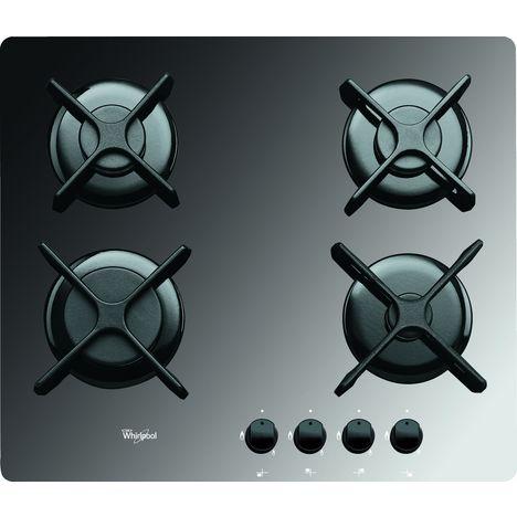 WHIRLPOOL Table de cuisson à gaz AKT2000MR-NEW - 60 cm, 4 foyers