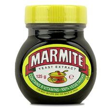 MARMITE Marmite original pâte à tartiner salée 125g