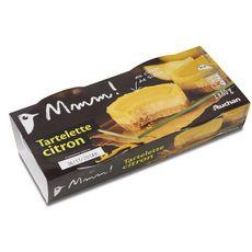 MMM! Mmm! tartelette citron 2x80g 2x80g