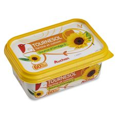 AUCHAN AUCHAN Margarine 250g 250g