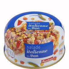 AUCHAN Salade Italienne au thon 250g