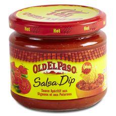 Old El Paso dip salsa épicée 312g
