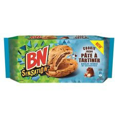 BN BN sensation choco cookies 160g