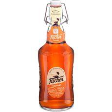 FISCHER Bière dorelei d'alsace ambrée aromatisée 6,3% 65cl