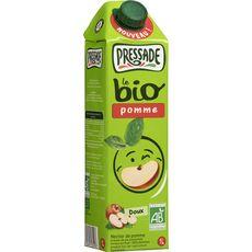 PRESSADE Jus de pommes bio 1l