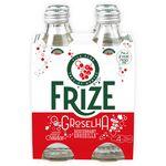 Frize - Eau Gazeuse Groseille 4X25 Cl