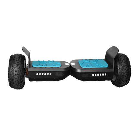 QILIVE Hoverboard - Q4296 -  8,5 pouces - Noir et bleu