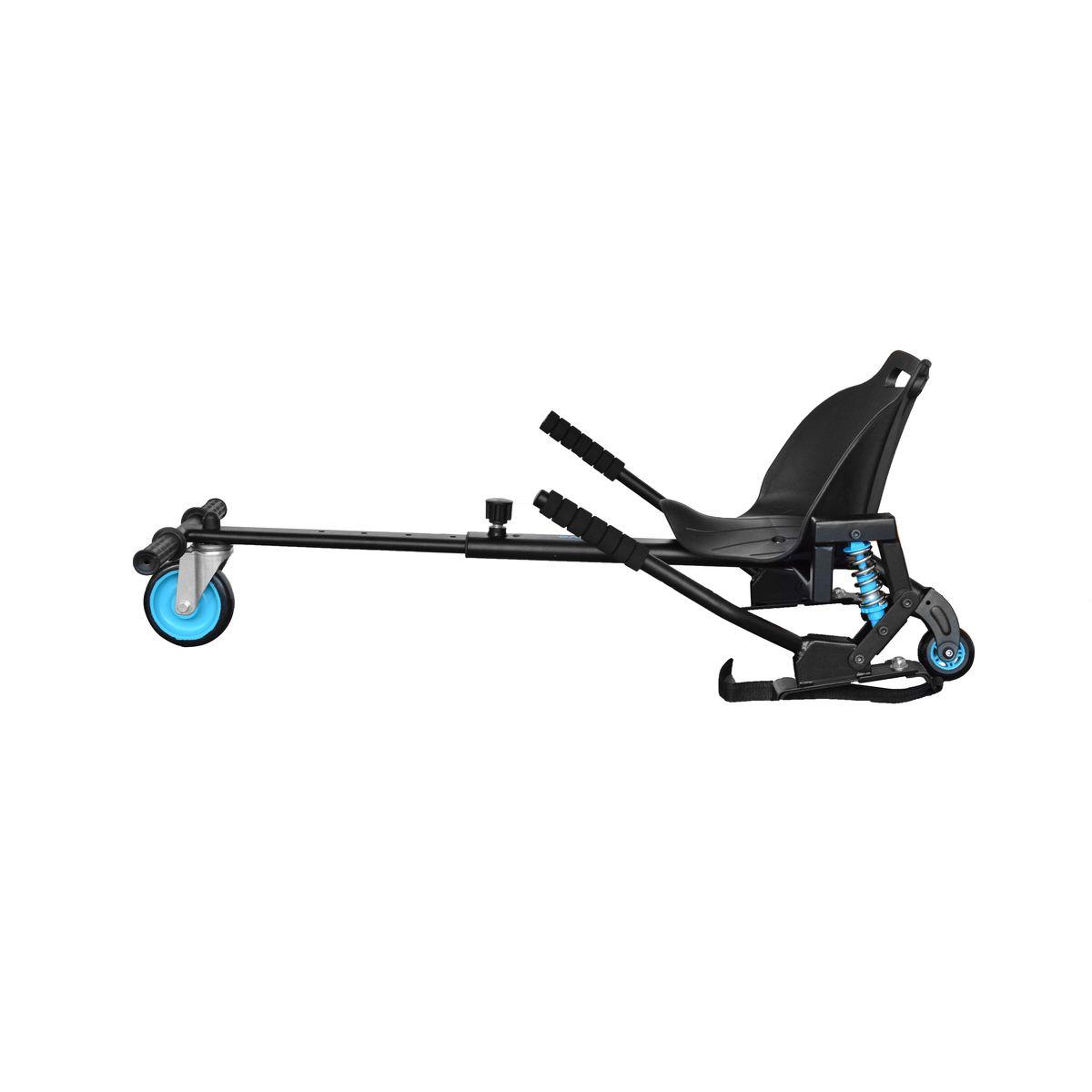 Complément KIT KART pour hoverboard 6,5/8/10 pouces - Noir