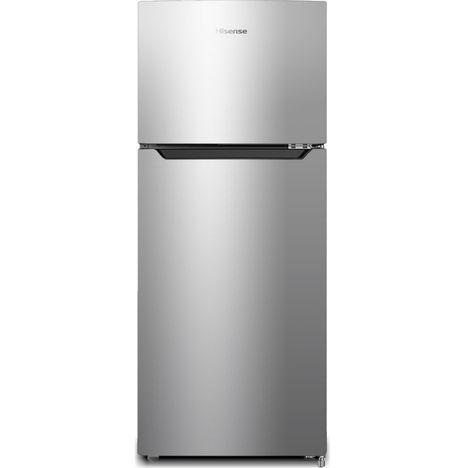 HISENSE Réfrigérateur 2 portes RT156D4AG1, 120 L, Froid statique