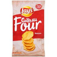 Lay's chips natures cuites au four 130g