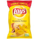 Lay's chips pickles 220g