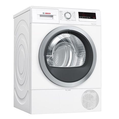 BOSCH Sèche-linge WTR85V01FF - 8 Kg, Condensation, Pompe à chaleur