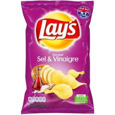 Lay's chips sel et vinaigre 130g