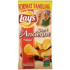 Lay's chips à l'ancienne nature 300g
