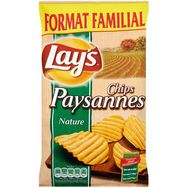 Lay's chips paysanne 300g format familial