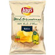 Lay's chips recette méditerannéenne 100% huile d'olive 130g