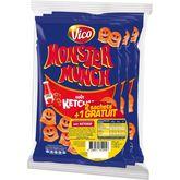 Monster Munch ketchup 2x85g +1gt