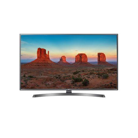 LG 50UK6750PLD TV LED 4K UHD 126 cm Active HDR Smart TV Argent