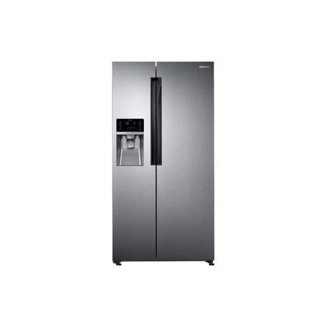 SAMSUNG Réfrigérateur américain RS58K6307SL - 575 L, Froid ventilé
