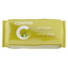 COSMIA Savon doux solide à l'huile d'olive 1 pièce 90g