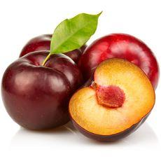 Prunes rouges mûres à point 400g