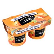 MAMIE NOVA MAMIE NOVA Yaourt brassé à l'abricot 2x150g 2x150g