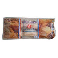 Mini pains précuits 300g
