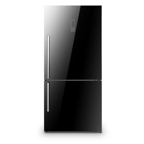 CURTISS Réfrigérateur combiné QKM8520ILVN - 465 L, Froid No Frost