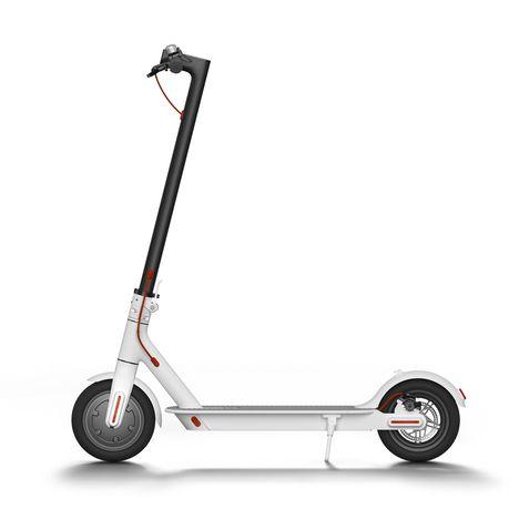 XIAOMI Trottinette électrique M365 Mi Scooter - Blanc