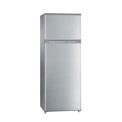 CURTISS Réfrigérateur 2 portes QDP225GPLS - 215 L, Froid statique