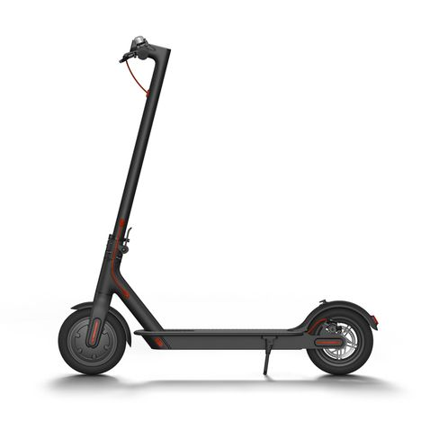 XIAOMI Trottinette électrique Pliable M365 Mi Scooter Noir
