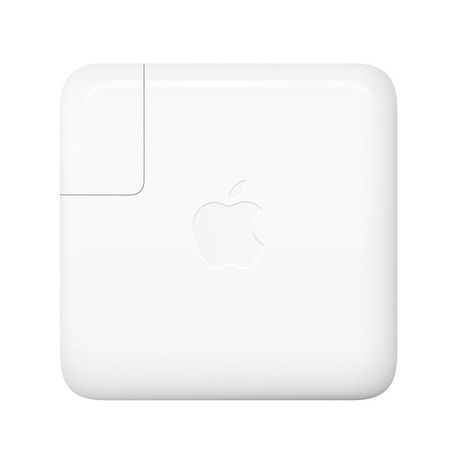 APPLE Chargeur secteur pour Macbook pro 13 pouces - USB-C - 61W - Blanc