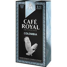 Café Royal single origin colombia nespresso capsule x10 -50g