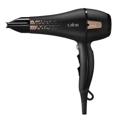CALOR Sèche-cheveux Signature Pro AC CV7819C0