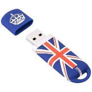 KEYOUEST Clé USB Royaume Uni 16Go